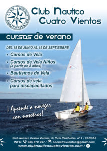 ¡ Ven a navegar con nosotros!