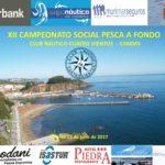 XII CAMPEONATO SOCIAL DE PESCA