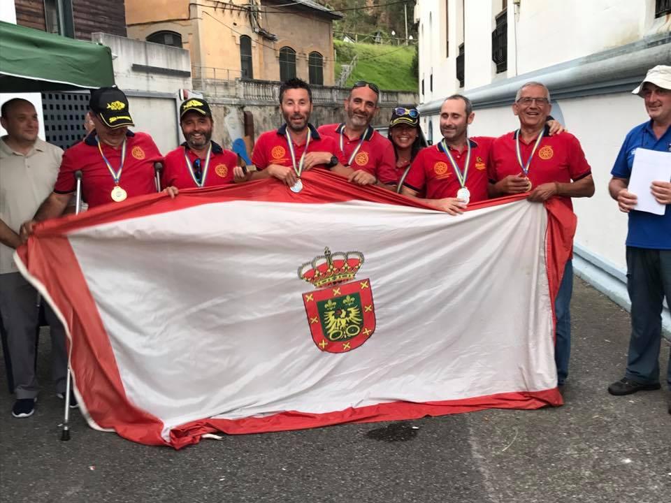 !!!!!!Equipo de Pesca del Club Nautico Cuatro Vientos Campeones de Asturias¡¡¡