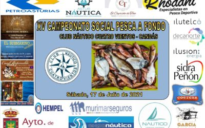 XV Campeonato Social de Pesca 2021